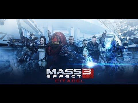 DLC Citadel для Mass Effect 3 — трейлер к запуску
