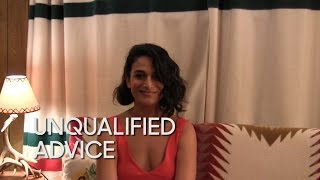 Unqualified Advice: Jenny Slate