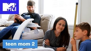 'Jace Spends Time At Jenelle's New Home' Official Sneak Peek | Teen Mom 2 (Season 8) | MTV