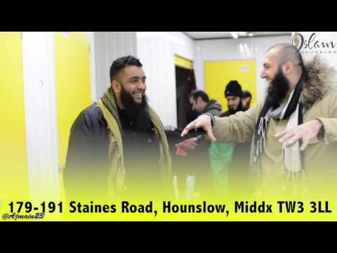 IslamHounslow Syria Aid Collection Big Yellow Storage