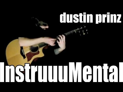 Guitar Instrumental acoustic solo Dustin Prinz drugs lp
