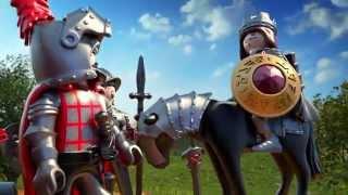 PLAYMOBIL Knights Der Film (Deutsch)
