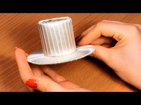 Как сделать ободок резинка своими руками