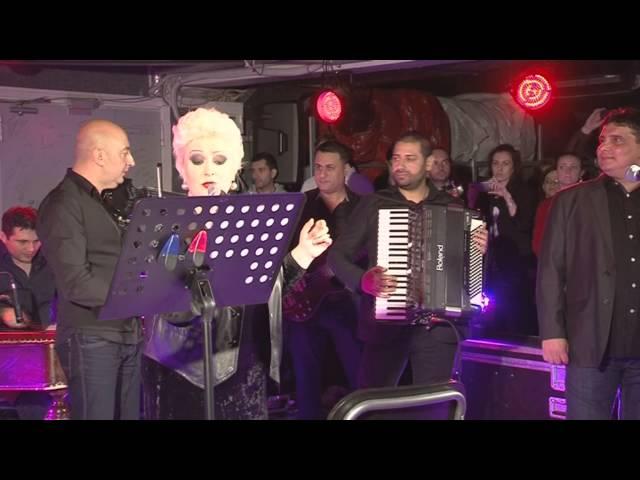 Monica Anghel & Mahala Rai Banda - Iubesc | LIVE in Garajul Europa FM