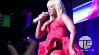 Trina Tributes Nicki Minaj At 2013 BMI Awards