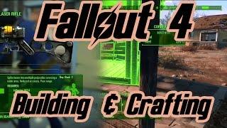 Строительство и крафт в Fallout 4