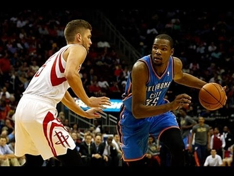 Kevin Durant Ties Michael Jordan With 40 Straight 25-Point Games