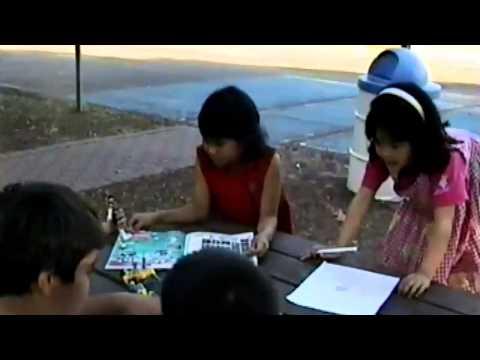 Video Kak Amira, Amirul, Asfa Dan Fikri Masa Kecik2 Dulu - 16 Tahun Yang Lalu