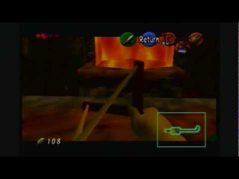 Legend of Zelda: Ocarina of Time (Part 12): Bombs and Armos