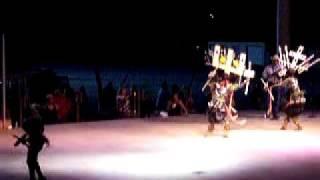 Joe Tohonnie, Jr. And The White Mountain Crown Dancers
