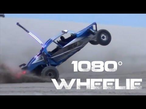 1080° Wheelie Sand Rail