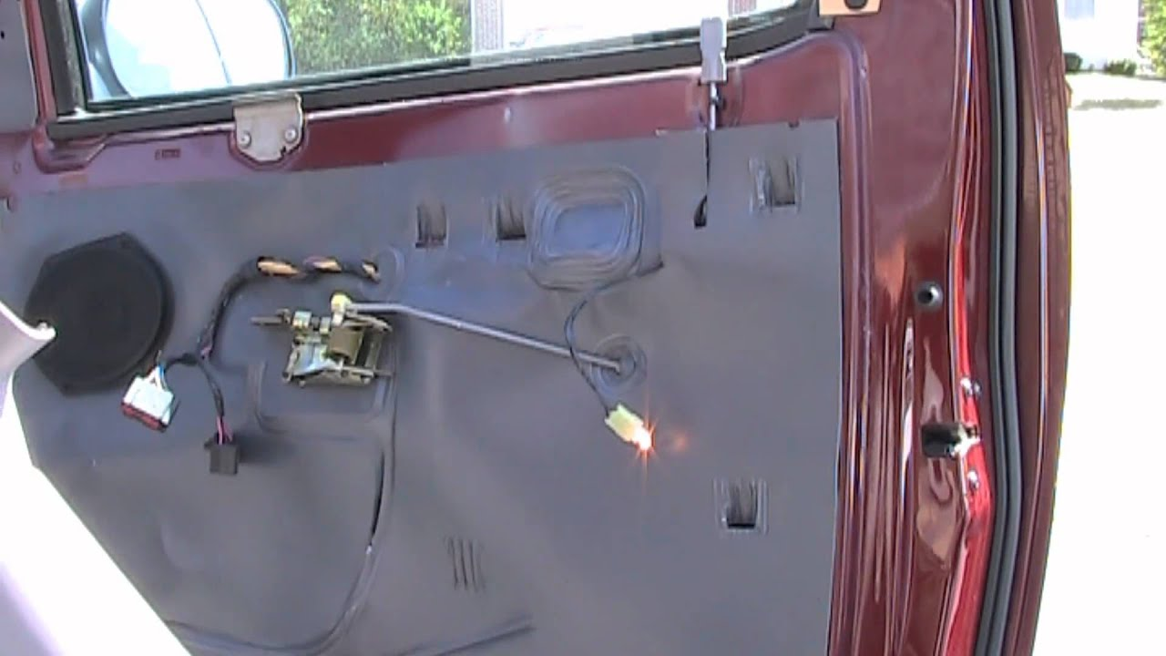 Drivers Side 2005 F150 Door Latch Autos Post
