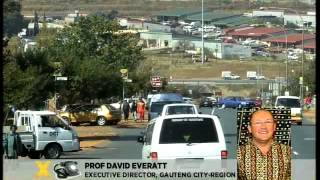 Quality of life in Johannesburg among the best (11.09.2012)