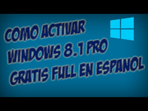 Como activar Windows 8.1 Pro y quitar Build 9600