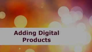 Adding Digital Products