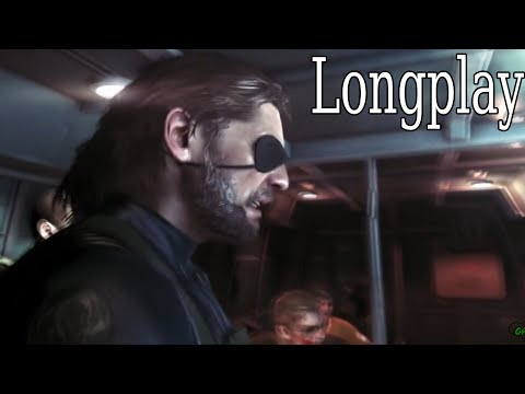 PS4 Longplay 001: Metal Gear Solid V Ground Zeroes [HD]