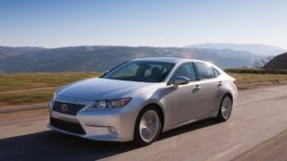 2013 Lexus ES 350 First Drive & Review videos