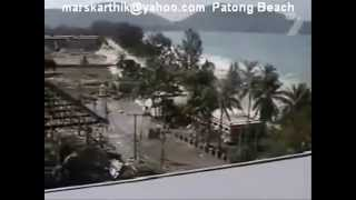 Real Tsunami In Indonésia 2004 Day Of Catastrophe
