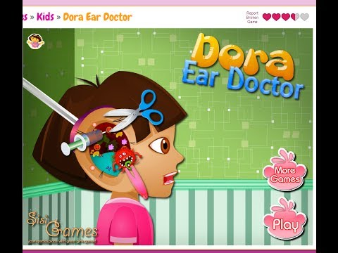 Dora The Explorer Online Games Dora Specialist Ear Game