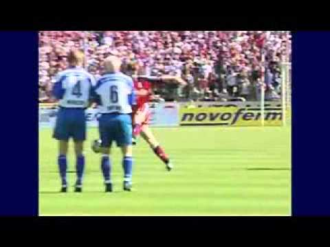 Michael Tarnat Great Goal