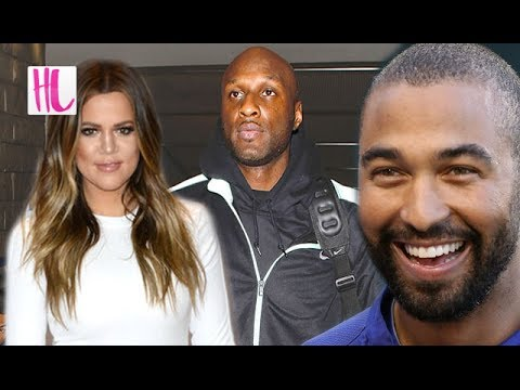 Khloe Kardashian New Man After Lamar Odom Divorce