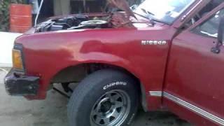 Camioneta Nissan Tuning (maikel)