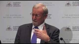 Professor Gareth Evans - Implementing the responsibility to protect