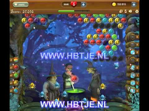 Bubble Witch Saga level 82