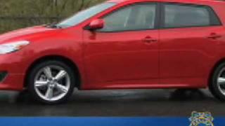 Toyota Matrix Review - Kelley Blue Book videos