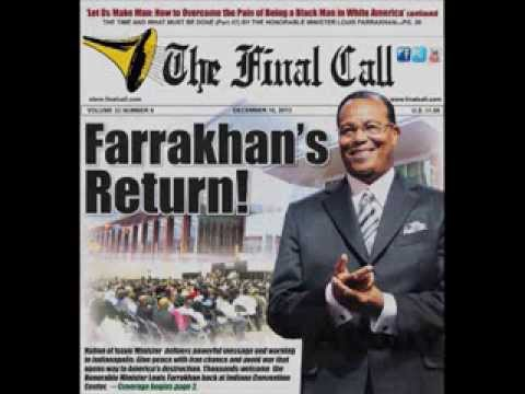 Farrakhan's Return, Mandela and Attacks on Black Women