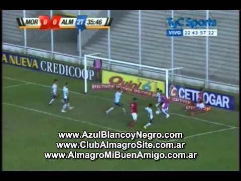 Deportivo Moron 0-0 Almagro
