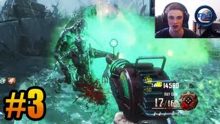 """BIG BAD ROBOT"" - ORIGINS Zombies w/ Ali-A #3 - (Black Ops 2 Zombies Gameplay)"