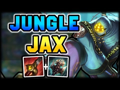 How to Jax Jungle - Jax Jungle COMMENTARY Guide - League of Legends