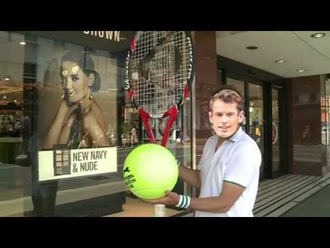 How the Wimbledon Championships boost the towns economy - ITV London News