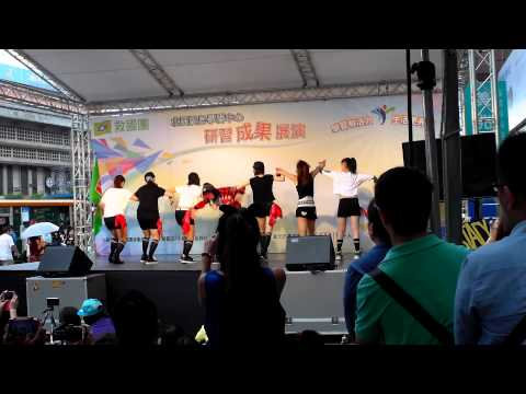 Henry-Trap dance cover (救國團成發)