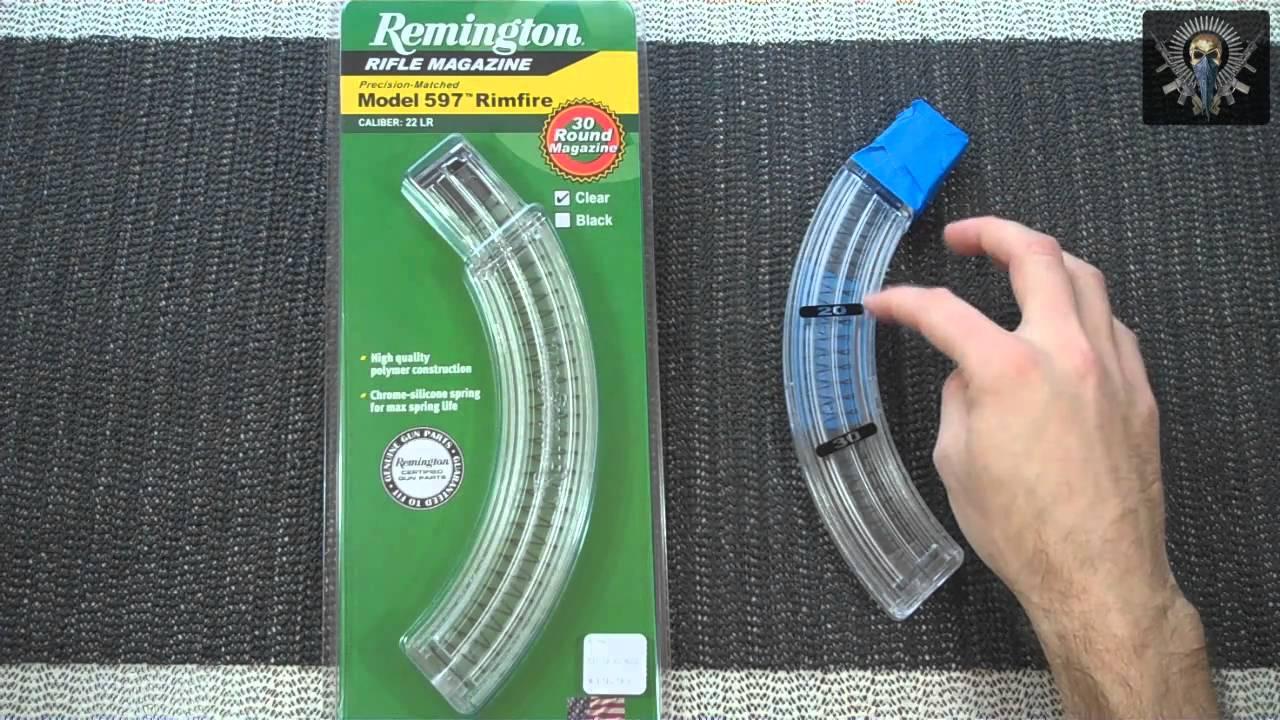 Custom Parts Remington 597 Custom Parts