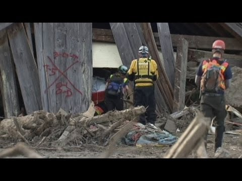 Washington Mudslide: Death toll rises, 176 still missing