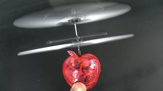 What's inside an Apple Helicopter?