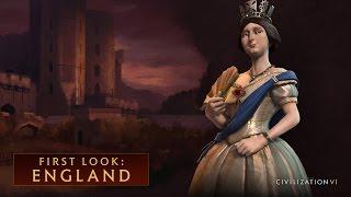Sid Meier's Civilization VI - Anglia