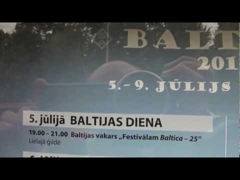 Starptautiskais folkloras festivāls BALTICA-2012. Latvija, 5.-9.jūlijs00497.MTS