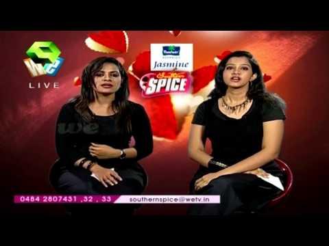 anchor meera kasiraman awesome tamil, malayalam and english on LIVE!