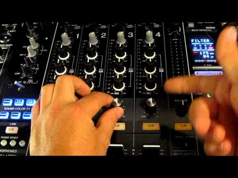 DJ Cotts - Pioneer DJM-900 Review