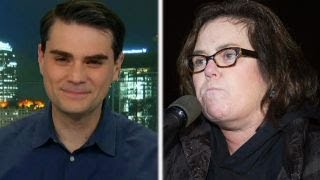 Ben Shapiro talks brutal Twitter feud with Rosie O'Donnell