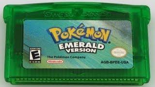 "Identifying fake GBA Games and mispronouncing ""Pokemon"""