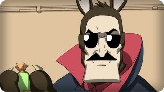 Hao123-ASK AXE COP | HALLOWEEN | ANIMATION DOMINATION HIGH-DEF