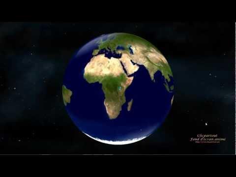 Terre qui tourne