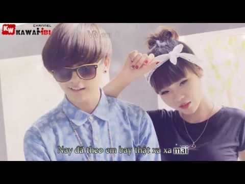 Kết Thúc Mở - Ubin ft  Mr  Đùm [ Video Lyrics Kara ]