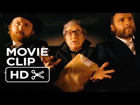 Fading Gigolo Movie CLIP - He's Getting Away (2014) - Woody Allen, Sofía Vergara Comedy HD