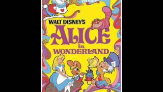 Alice In Wonderland 1951 Soundtrack 11. The Garden/Golden