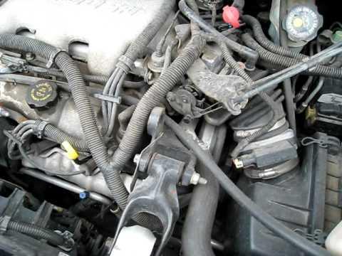 2001 Pontiac Aztec 3400 Engine Automatic YouTube